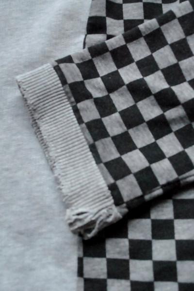 Pullover-reparieren