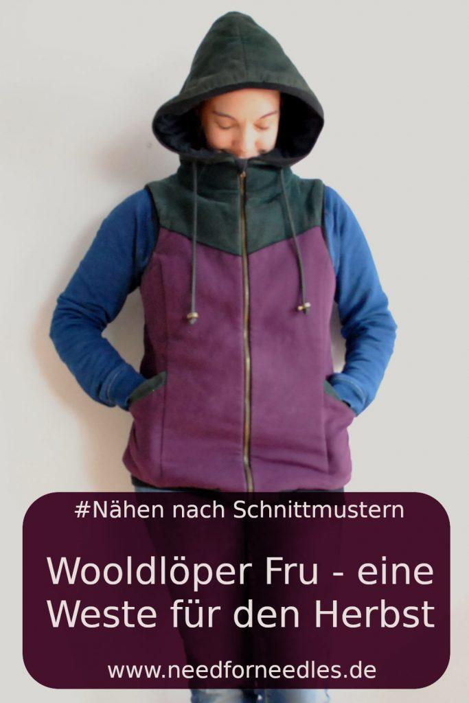 Wooldlöper-Fru-Weste