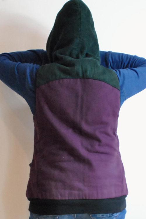 Wooldlöper Fru - Rückseite