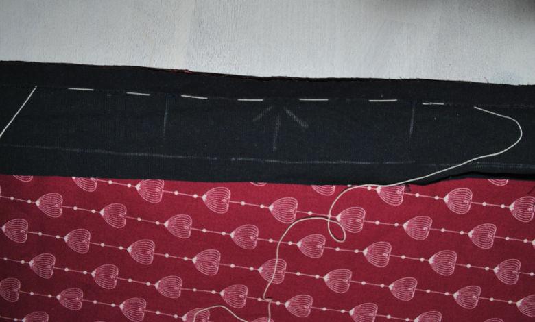 Nahttasche-nähen-verdeckte-Reißverschlusstasche