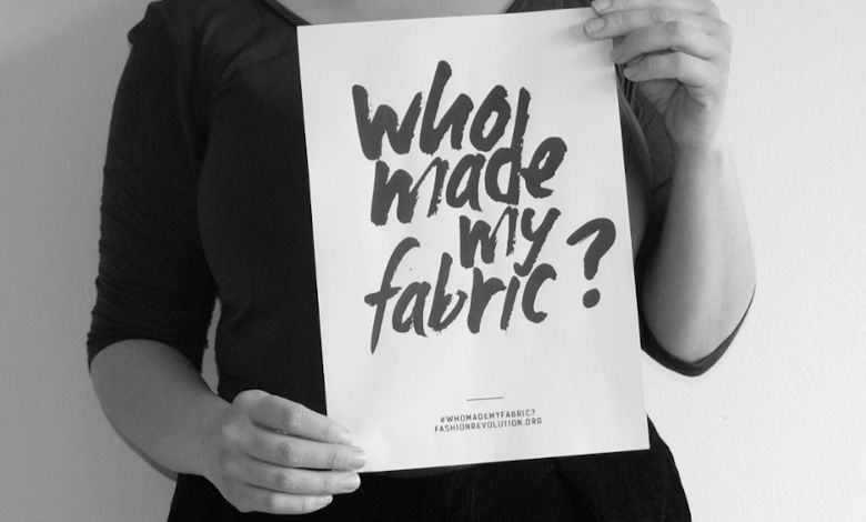 Who made my fabric? Textilproduktion