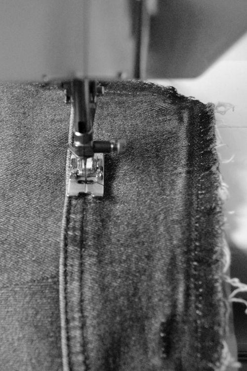 Kleidung-reparieren